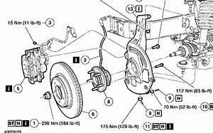 2002 Ford Explorer Rear Wheel Embly Parts Diagram  Ford