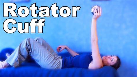 Rotator Cuff Exercises Shoulder Injury Rehab