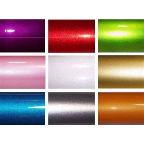 metallic color decorative paint and coatings for wood furniture