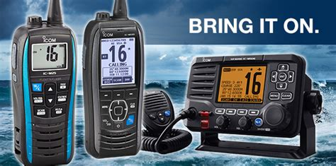 Seattle Boat Show Kirkland by Icom America Showcases The New M93d At The 2017 Seattle