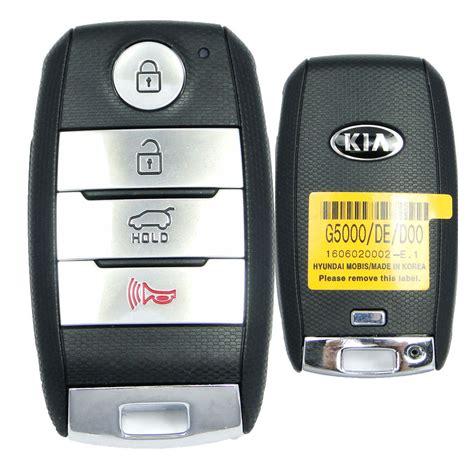 Kia Smart Key by 2018 Kia Niro Remote Keyless Entry Smart Key Fob