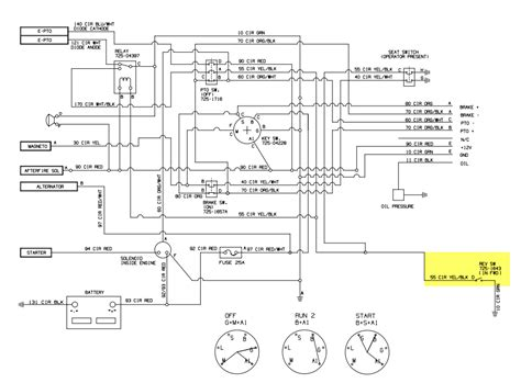 Rzt 42 Wiring Diagram by I Just Purchased A Cub Cadet Rzt S Mower Wit A 42 Inch Cut