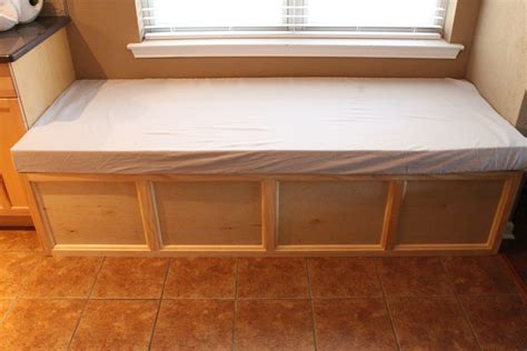 How To Build A Banquette Bench Banquette