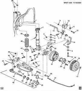Service Manual  Diagram For A 1994 Oldsmobile 88 Swingarm
