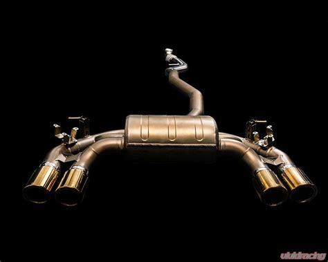 0wm287 tnvn00 2 ipe titanium catback exhaust system bmw m2 f87 16