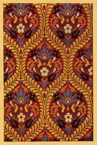 Beautiful, Moroccan, Textile, Designs, From, Soieries