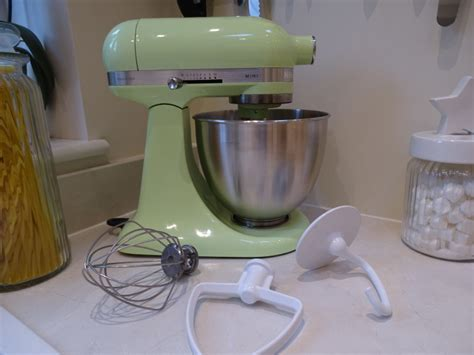 Kitchenaid Mini Stand Mixer  Review & Giveaway!  Baking