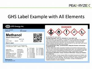 what you need to know about ghs labeling solutions With ghs required label elements