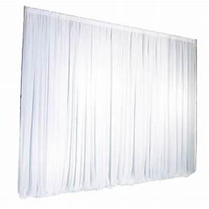 Location Structure Rideau Blanc Pour Rideau Lumineux Les