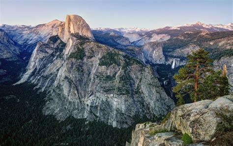 yosemite california birthday places happy naked hiking glacier above mountain