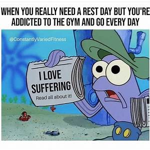 Dumbbell Memes On Instagram   U201cwhere U0026 39 S My No Rest Day Crew At    Meme Belongs To