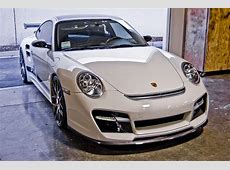 Vorsteiner VRT Porsche 911 Turbo Kit New Photos Released