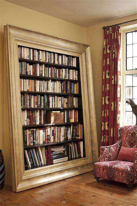 Framed Bookshelves  For The Home  Pinterest Facebook
