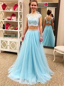 Two Piece Prom Dresses UK  Cheap 2 Piece Prom Dresses UK Online at Hebeos