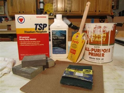 polyurethane paint for kitchen cabinets how to paint polyurethane or varnish finishes diy 7520