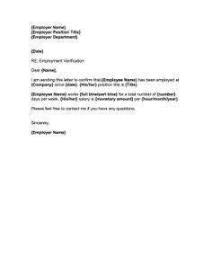 Appointment Confirmation Letter - Confirmation of appointment letter sample helps you how To