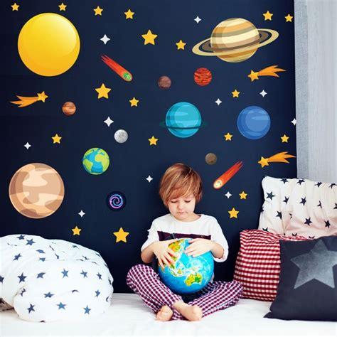 Kinderzimmer Junge Weltraum by 90 Wandtattoo Kinderzimmer Junge Inspirationen Baby