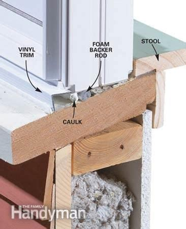 Window Sill Replacement Kit by How To Install Vinyl Replacement Windows Bread Vinyl