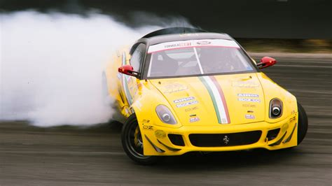 The Formula Drift Ferrari Is Still One Of The Coolest Cars ...
