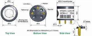 Hydrogen Cyanide  Hcn  Sensor