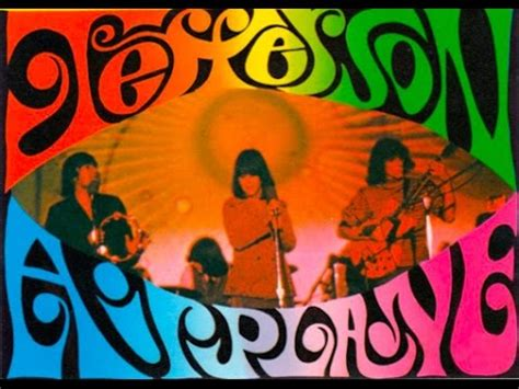 Jefferson Airplane  Somebody To Love 1967 Youtube