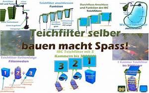 Schlammsauger Teich Selber Bauen : teichfilter im shop g nstig kaufen f r koi schwimm und ~ A.2002-acura-tl-radio.info Haus und Dekorationen