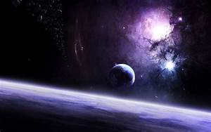 Galaxies and planets wallpaper - 567429