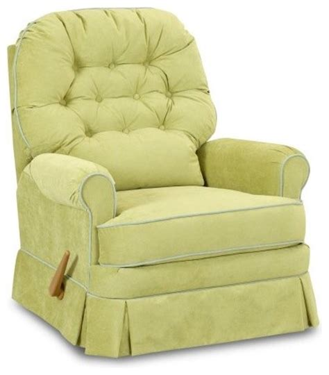 nursery classic by klaussner albany swivel gliding