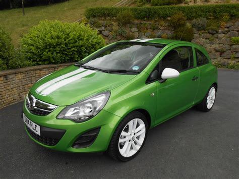 vauxhall corsa  sting  door car  sale llanidloes