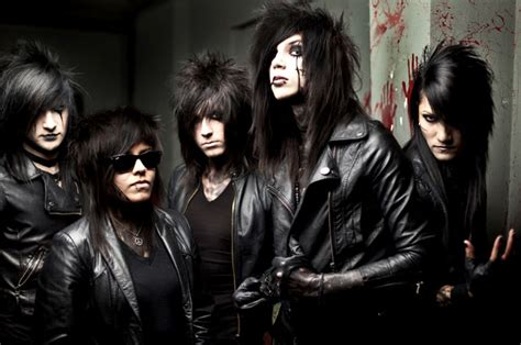 Blood On The Dance Floor Members 2017 by Black Veil Brides Ready For Huge Reception Billboard