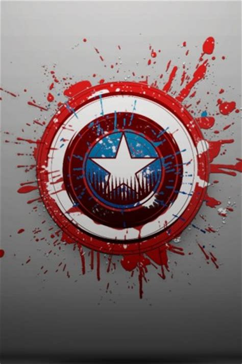 captain america logo wallpaper hd wallpapers