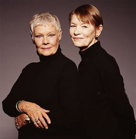 Glenda Jackson reveals she turned down Dame Judi Dench's ...