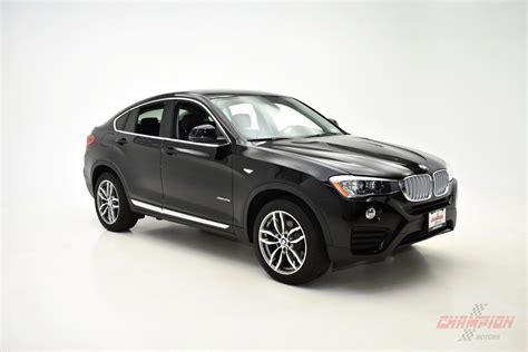Bmw 28i by 2015 Bmw X4 X Drive 28i Chion Motors International L