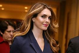 Hope Hicks joins 'New Fox' as chief communications officer…