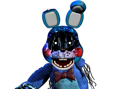 Fnaf [withered Toybonnie] Gif... By Christian2099 On