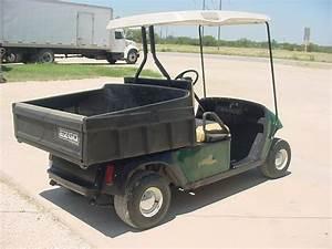 Ezgo Work Horse Golf