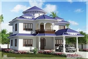 Beautiful Dream Home Design In 2800 Sq Feet    Design Bookmark  16154