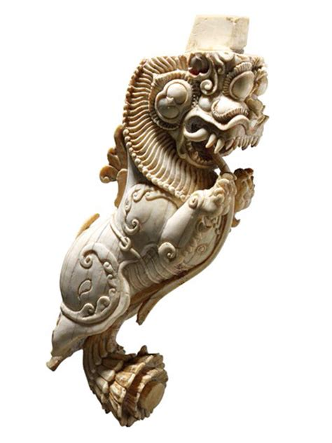 ivory bali architectural brackets ben janssens