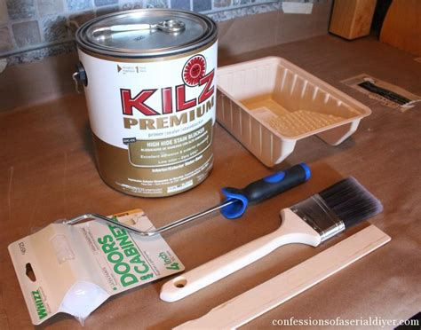 primer for painting kitchen cabinets how to paint kitchen cabinets a step by step guide 7585