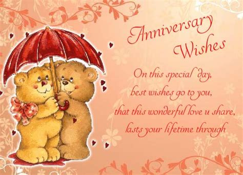 happy anniversary wishes    family wishes ecards
