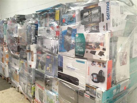 Palettenware Großhandel Restpostende