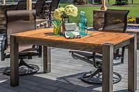 fine patio side table plans Cedar Patio Table - buildsomething.com