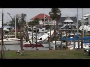 Hurricane Ike Port Arthur Texas