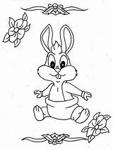 Diaper Coloring Baby Bugs Drawing Lovely Template Pages Getdrawings Sketch Bunnies sketch template