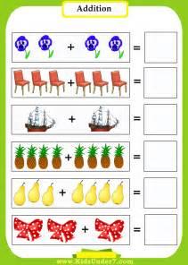 Printable Addition Worksheets for Kids