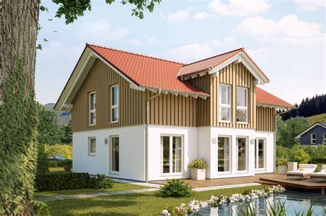 Haus Mit Erker über Zwei Stockwerke