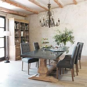 Table à Manger Maison Du Monde : salle manger des tables qui ont du style c t maison ~ Teatrodelosmanantiales.com Idées de Décoration