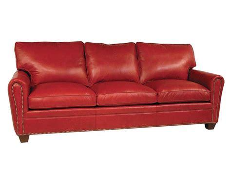 leather sectional sleeper sofa classic leather bowden sleeper sofa cl11328slp