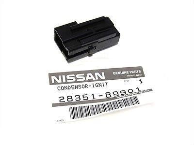condensador de encendido original  nissan  uf