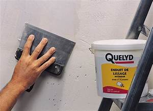 preparation des murs pour la peinture decoration murale With lessivage des murs avant peinture